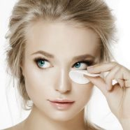 How can I remove makeup from my face naturally?